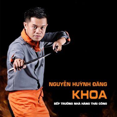 Nguyễn Huỳnh Đăng Khoa