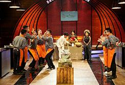 Top Chef Việt Nam Tập 6 Full   Mùa 2   Vòng Loại Trừ Gay Gắt Khiến Các Chef Mâu Thuẫn Cực Độ