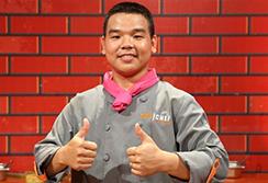 """Chef Văn Hiệp: """" Đối thủ lớn nhất trong Top chef không phải top 13 mà là… chính tôi"""""""