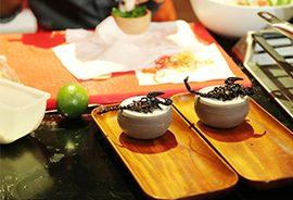 Chế biến món ăn từ hai nguyên liệu độc lạ: xương rồng, bọ cạp, top 13 Đầu bếp thượng đỉnh có bị làm khó?